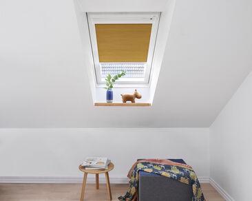 Duette-kaihdin on täydellinen ratkaisu kaiken kokoisiin ja muotoisiin ikkunoihin