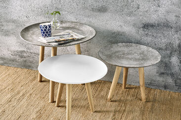 Pikkupöydät sopivat moneen käyttöön