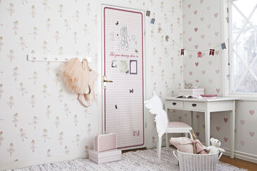 Pienen ballerinan huone