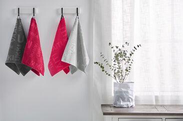Pyyhkeiden kuosissa valmis nimikointi