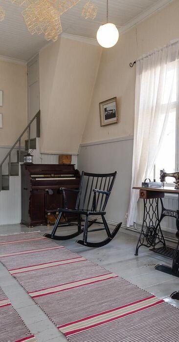 Perinteinen olohuone