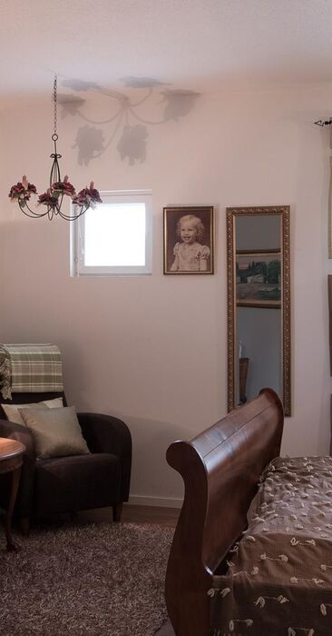 Perinteinen makuuhuone 7587537