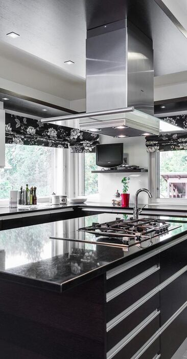 Moderni keittiö 9514683
