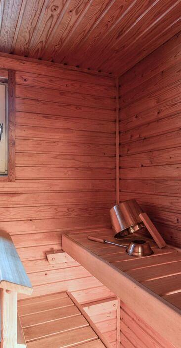 Perinteinen sauna 9784907