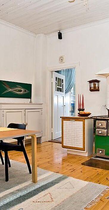Perinteinen keittiö 7560592