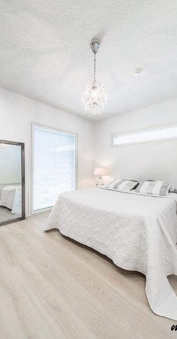 Moderni makuuhuone 9544265