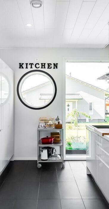 Skandinaavinen keittiö 1158282