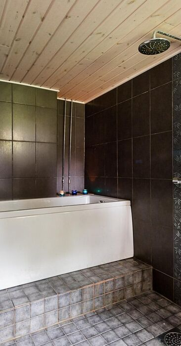 Perinteinen kylpyhuone