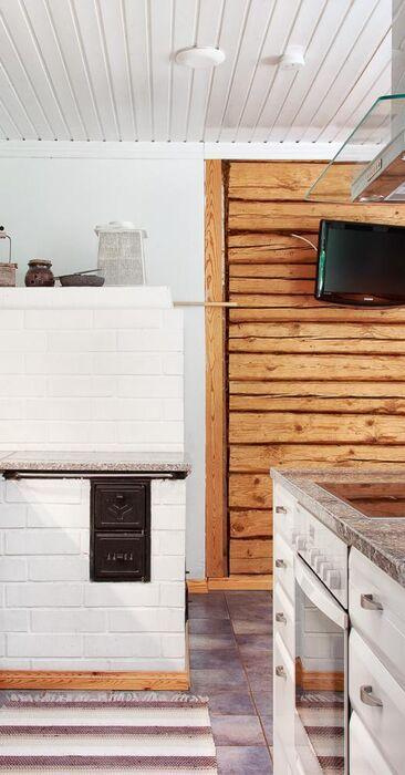 Maalaisromanttinen keittiö 9458862