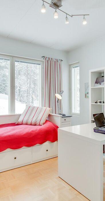 Moderni makuuhuone 9736261