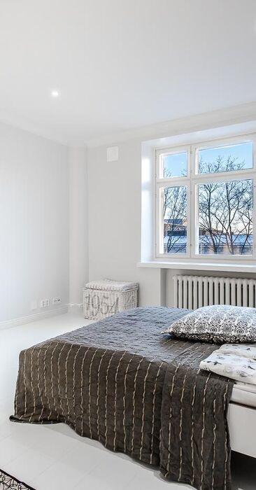 Skandinaavinen makuuhuone 9409717