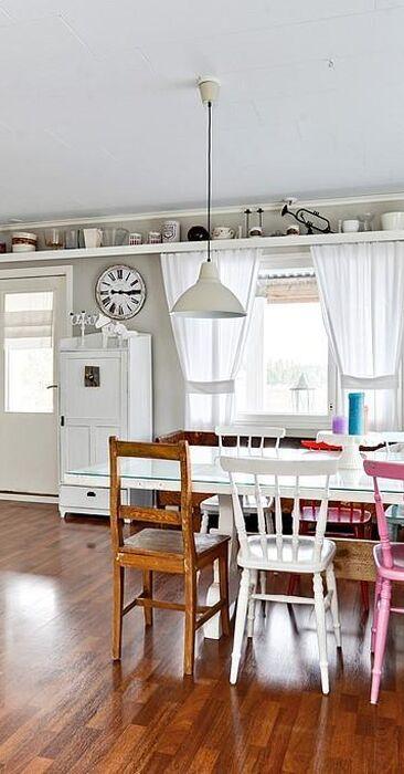 Maalaisromanttinen keittiö 9776958