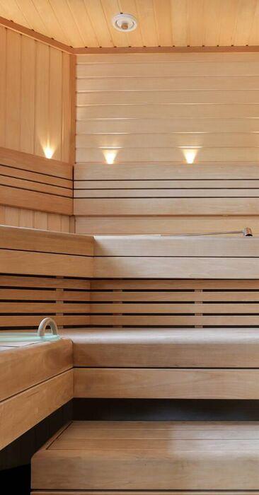 Perinteinen sauna a44889