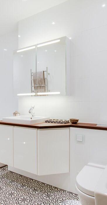 Skandinaavinen kylpyhuone 9695570