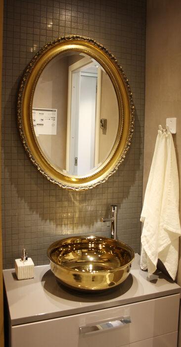 WC kohteessa Drama Queen, Asuntomessut 2014 Jyväskylä
