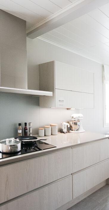 Keittiö kohteessa Deko 165, Asuntomessut 2015 Vantaa