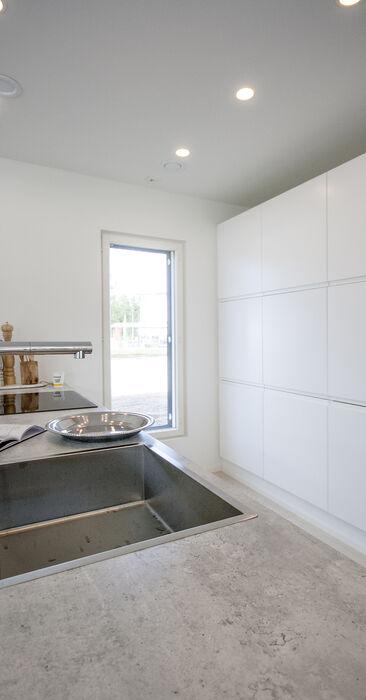 Keittiö kohteessa Designer 167, Asuntomessut 2015 Vantaa