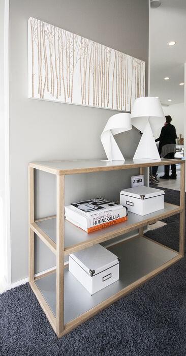 Eteinen kohteessa Designer 167, Asuntomessut 2015 Vantaa