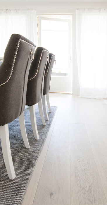 Ruokailutila kohteessa Ainoakoti Feeniks, Asuntomessut 2015 Vantaa