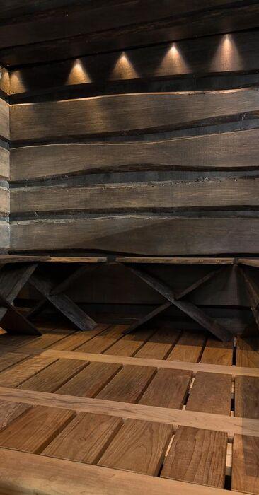 Sauna ilman lauteita
