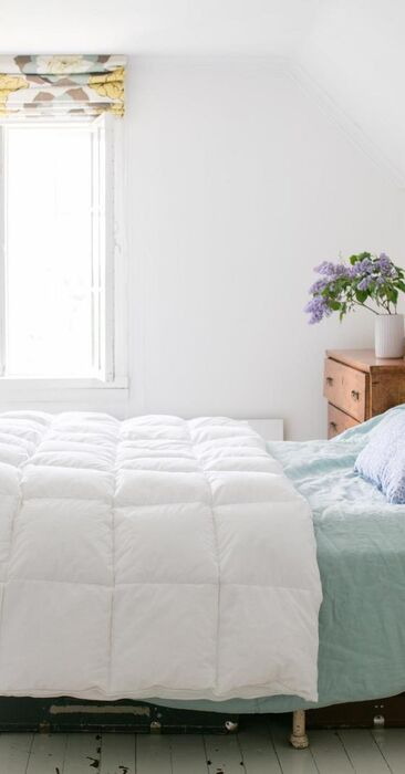 Hurmaava makuuhuone