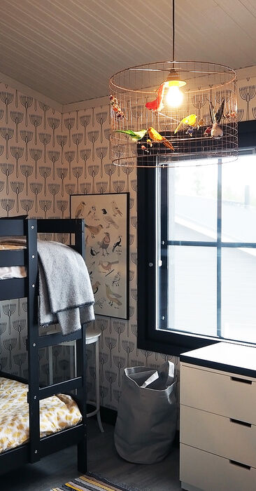 Lastenhuone kohteessa Pohjanmaa, Asuntomessut 2016 Seinäjoki