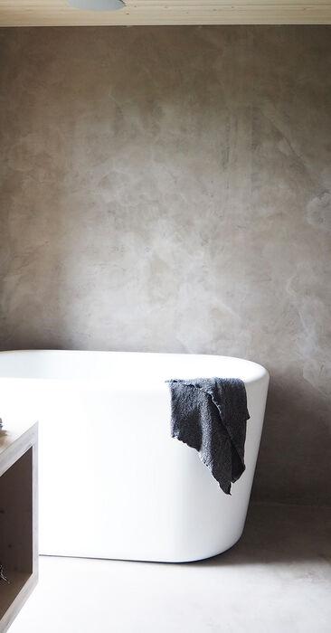 Kylpyhuone kohteessa Kotola, Asuntomessut 2016 Seinäjoki