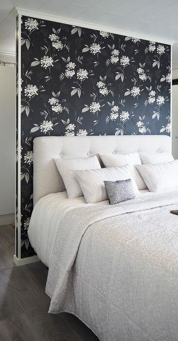 Makuuhuone kohteessa Villa Roihu, Asuntomessut 2016 Seinäjoki