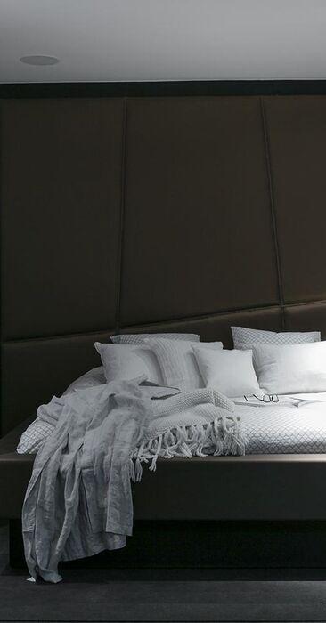 Ylellinen master bedroom