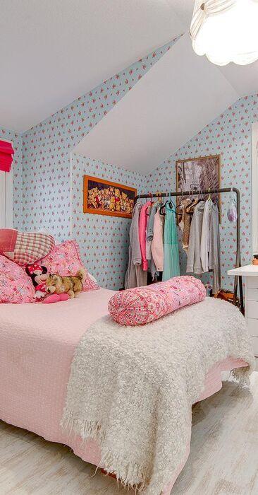 Hurmaava tytön huone