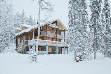Skandinaavinen kodinhoitohuone