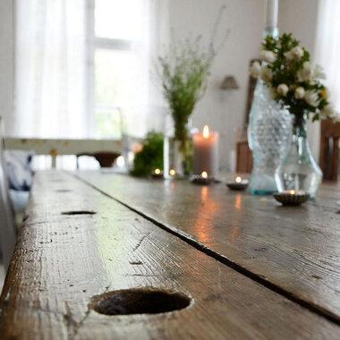 Unelmien koti maalla – Ruokailuhuone