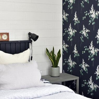 Makuuhuoneen muutos toi tunnelmaa ja toimivuutta
