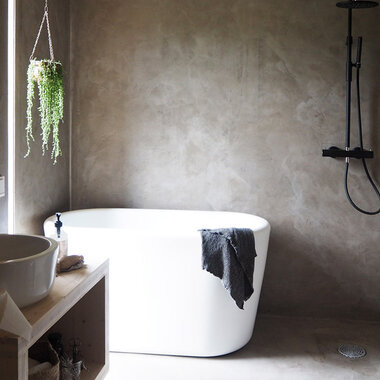 Moderni kylpyhuone – ideoita asuntomessuilta