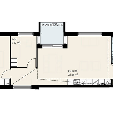 Oma asunto – omat sisustusvalinnat