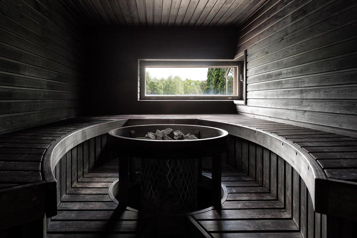 Erikoinen Sauna