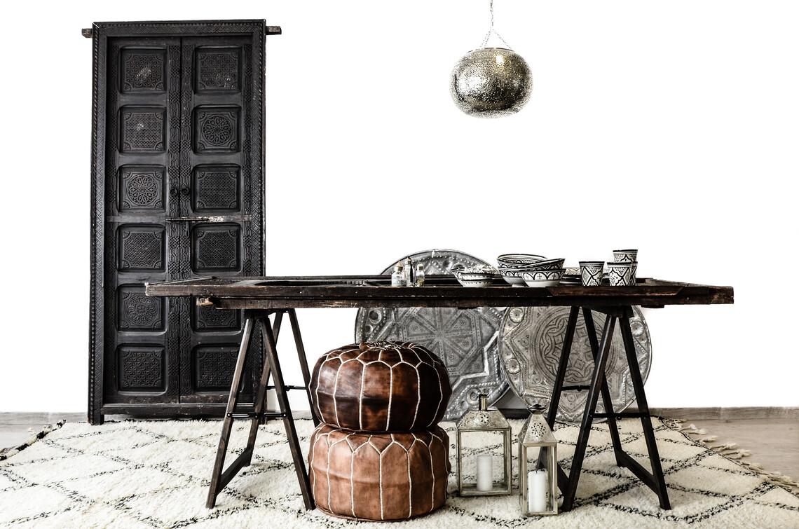 Koristeellisuutta sisustukseen marokkolaisella tyylillä - Etuovi.com Ideat & vinkit