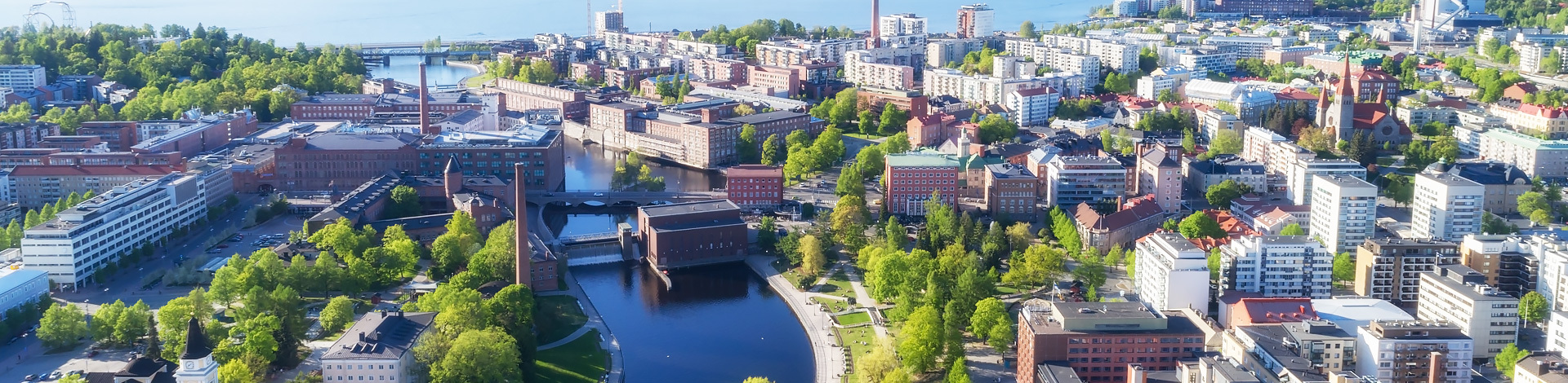 View of Tampere