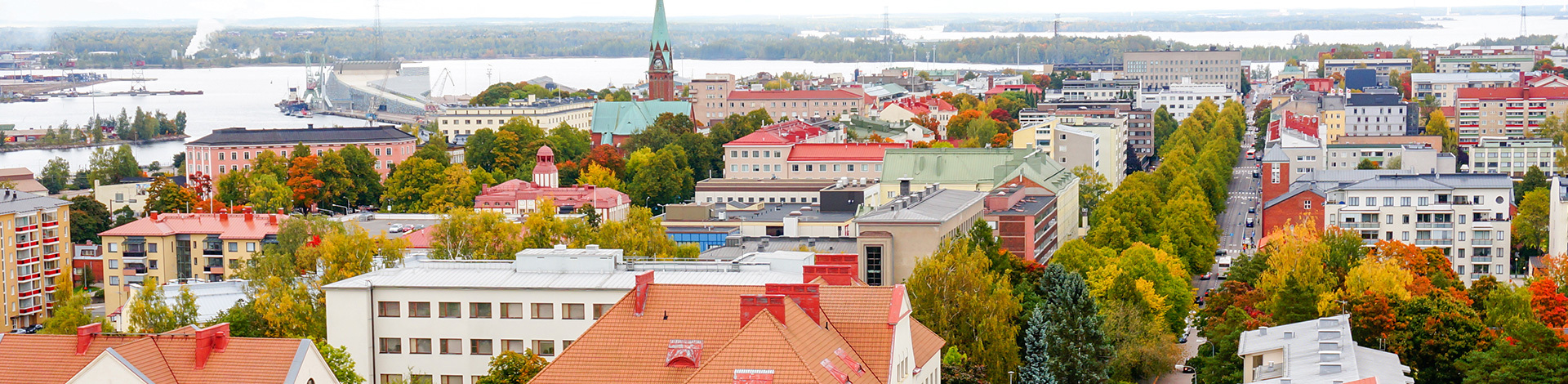 View of Kotka