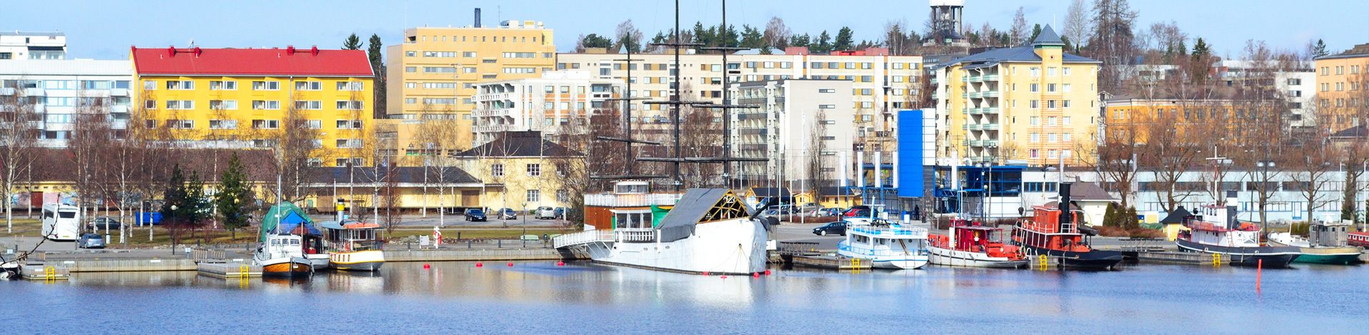 View of Mikkeli