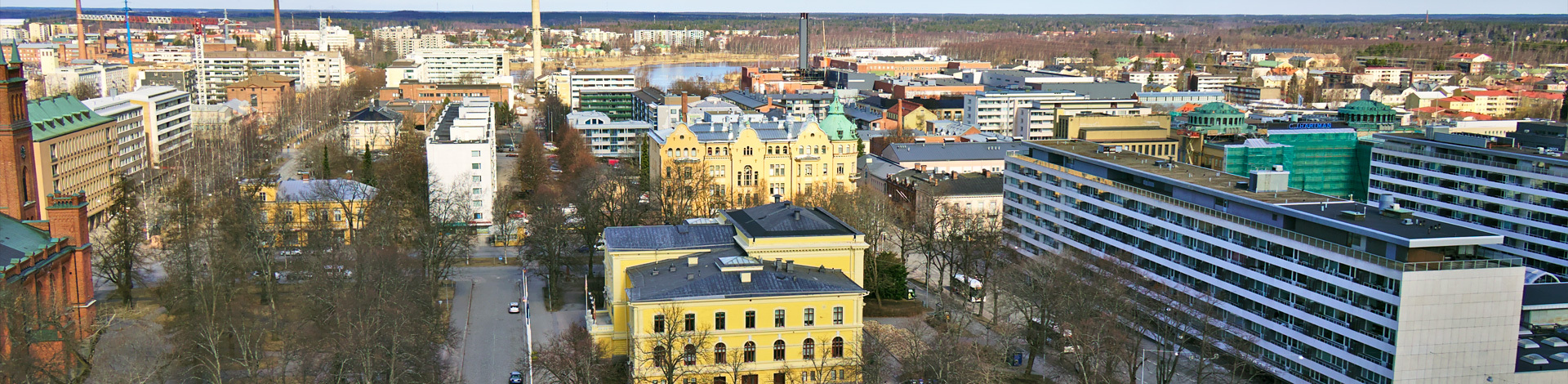View of Vaasa