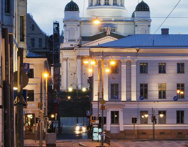 Keskusta Helsinki