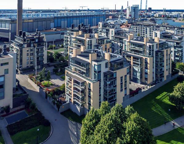 Helsinki Asuntojen Hinnat